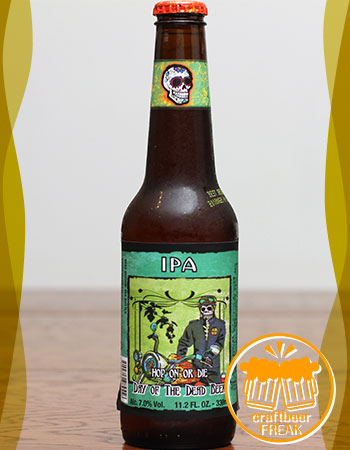 デイオブザデッド IPA day of the dead beer ipa
